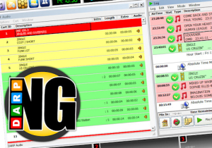 radio software applications playout automation music scheduling