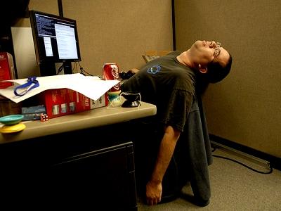 stressed darp ng programmer